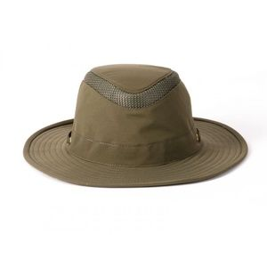 Tilly's Airflo Safari Style Hat in Olive Green
